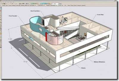 Sketchup software