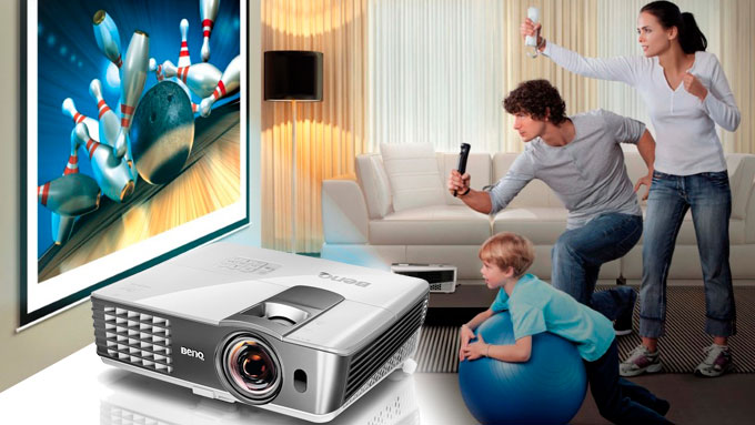 Benq Full Hi-definition 1080p Projector