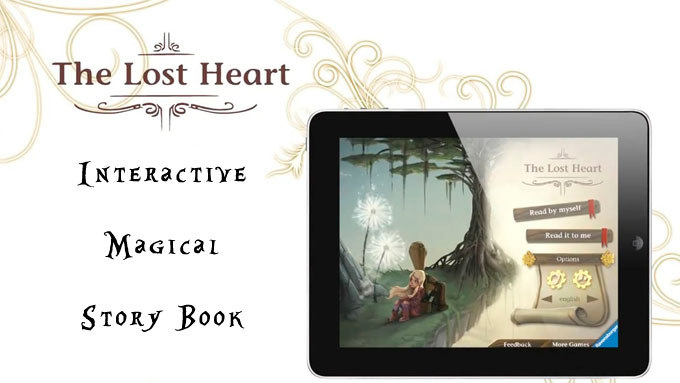 Interactive Story Book