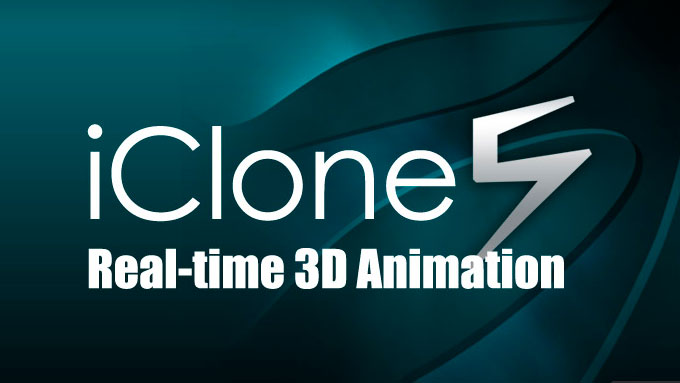 iClone Real Time 3D Animation