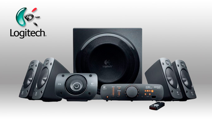 Logitech Surround Sound Speakers